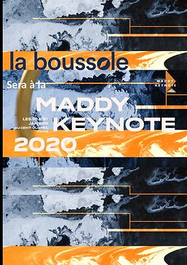 LA BOUSSOLE À LA MADDY KEYNOTE