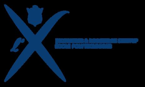 Logo incubateur et booster de start-up -