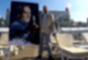 Rémi Bertoche à Cannes