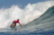 Surfeur Rémi Bertoche Saint-Leu