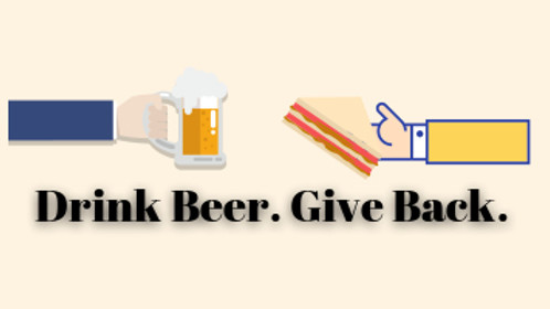 Drink Beer. Give Back.