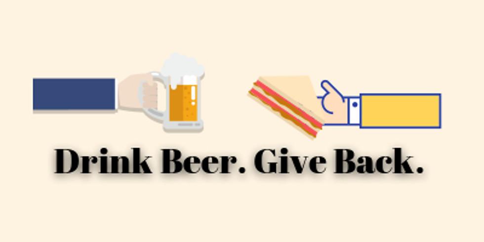 Drink Beer. Give Back.