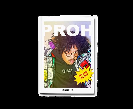 Proh Magazine issue 16