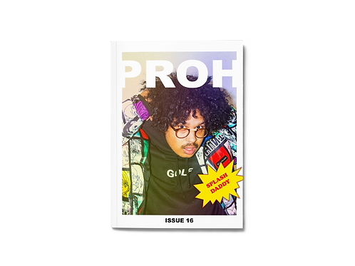 Proh Magazine issue 16