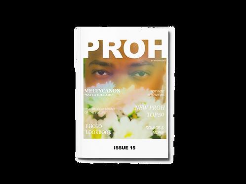 Proh Magazine issue 15