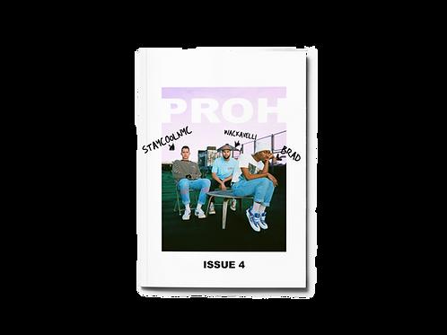PROH MAGAZINE ISSUE 4
