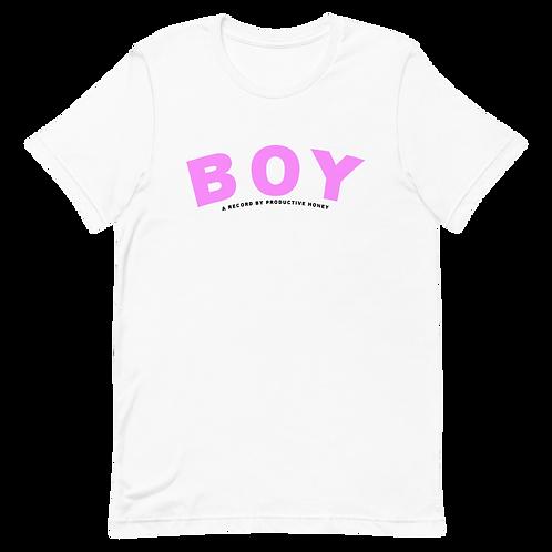 """""""BOY"""" PUFF T"""