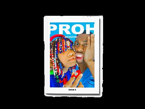 Proh Magazine Issue 8