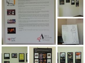 Exposició dels 25 anys d'Art i Cultura