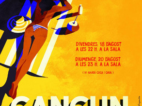 Per Festa Major, anem a Cancun!