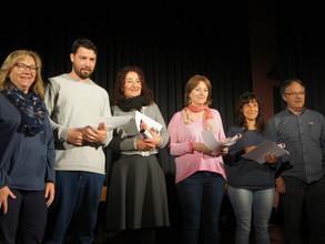 Sole i companyia, la representació i entrega de premis II concurs de relats per dramatitzar