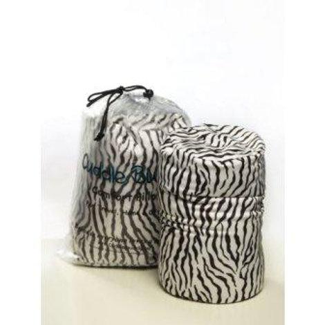 Cuddle Buddy Kissen Zebra