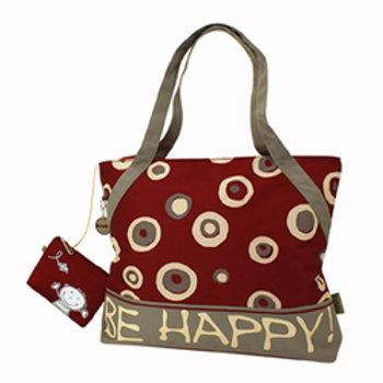 Shopper - Tasche Punkte
