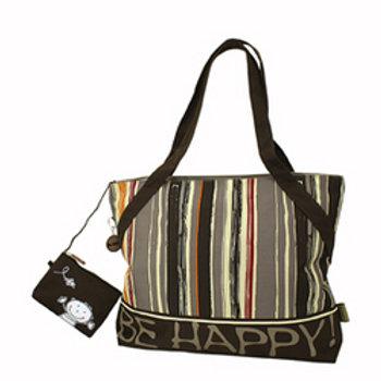Shopper - Tasche Streifen