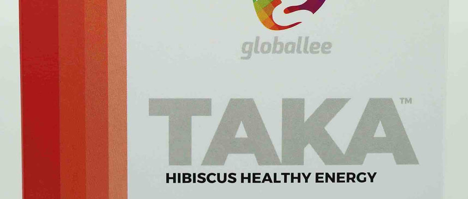 TAKA - Hibiscus Healthy Energy