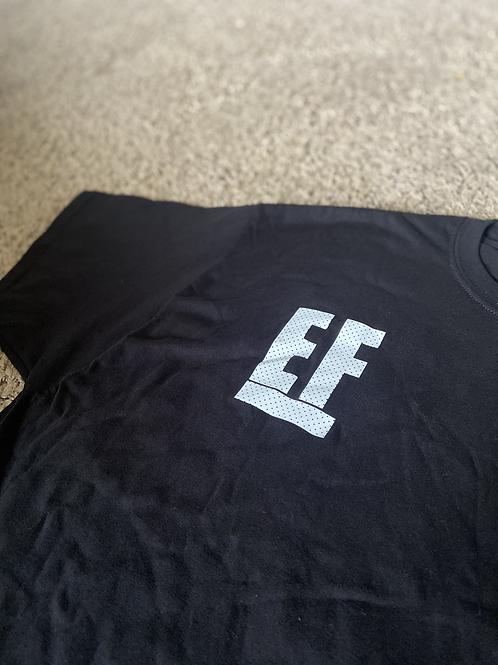 Black EF T Shirt