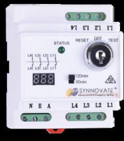 SENTRY Emergency Lighting Test Switch