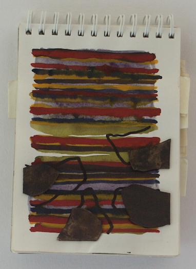 Les illustrations proviennent du carnet de notes du peintre Dominique Neyer-Spindler. Tous droits réservés.