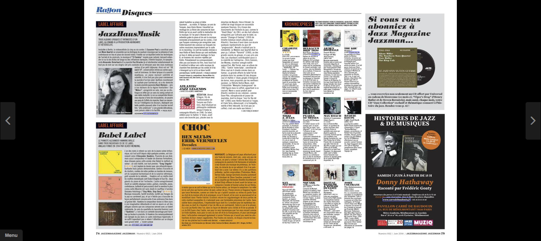 Jazz Magazine - 662