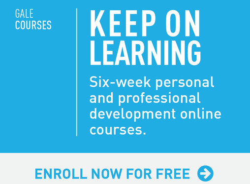 Gale Courses Now Available @ WCPL