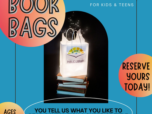 Book Bags for Teens and Kids