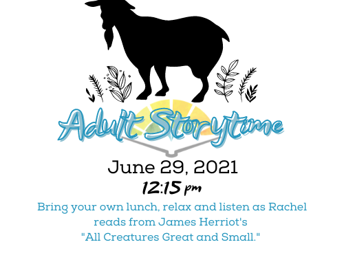 Adult Storytime