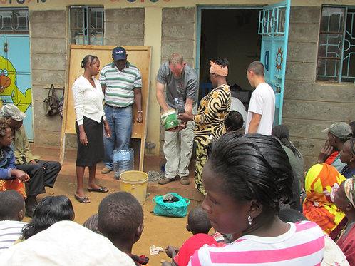 Hygiene and Sanitation Workshops