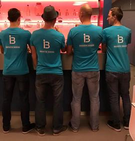 Team Innovative Booking