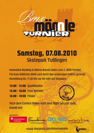 BMX Männle Turnier 2010