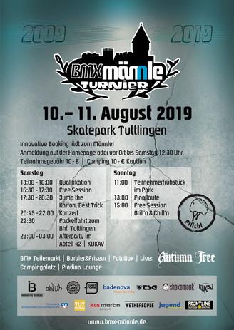 BMX Männle Turnier 2019