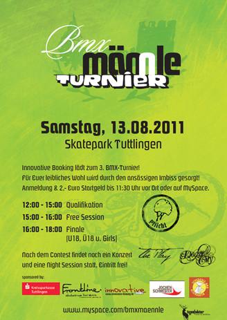 BMX Männle Turnier 2011