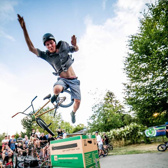 Jump the karton 2018