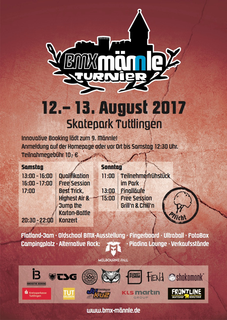 BMX Männle Turnier 2018