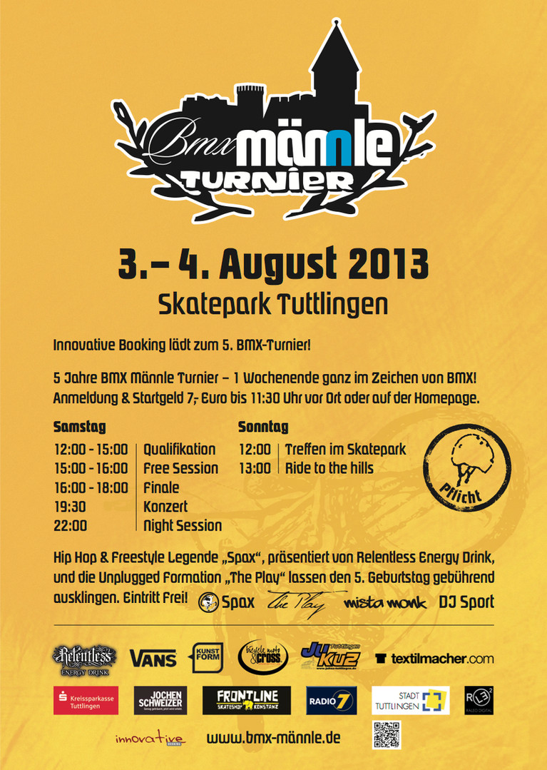 BMX Männle Turnier 2013