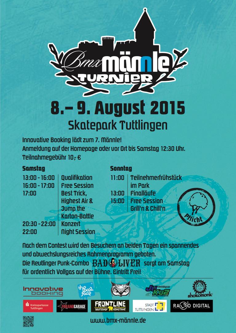 BMX Männle Turnier 2015