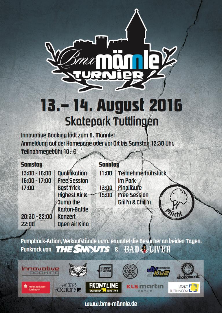 BMX Männle Turnier 2016
