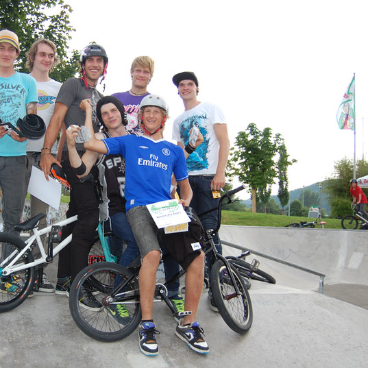 Gewinner beim 1. Männle | 2009
