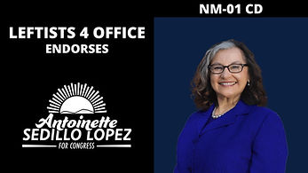 Leftists for Office Endorses Antoinette