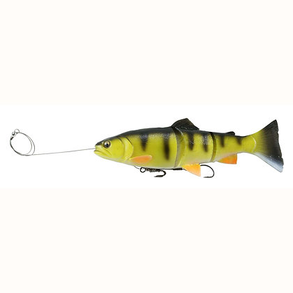 "Savage Gear PreRigged Line Thru Swimbait 12"" 10.75oz"
