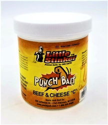 Little Stinker Punch Bait Beef and Cheese
