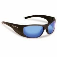 Flying Fisherman Cape Horn Black Smoke/Blue Mirror