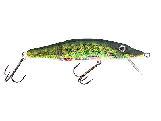 Hester Musky Hunter Jointed 4 inches