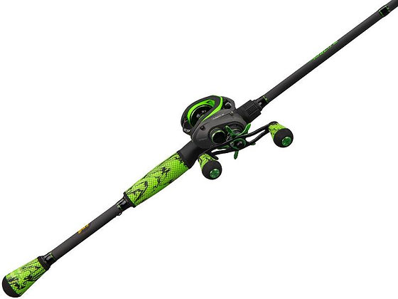 Lews Mach 2 Speed Spool Casting Combo 7' 1pc MH