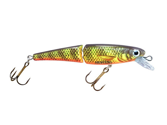 Hester Jointed Trout Minnow 4.5 inches