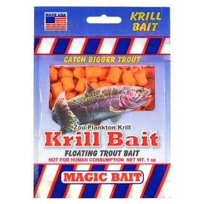Magic Bait Krill Bait Orange