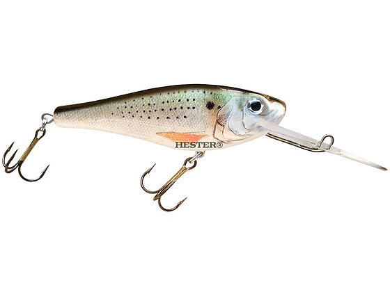 Hester Shad Diver 6 Inches