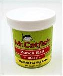 Mr. Catfish Punch Bait Blood