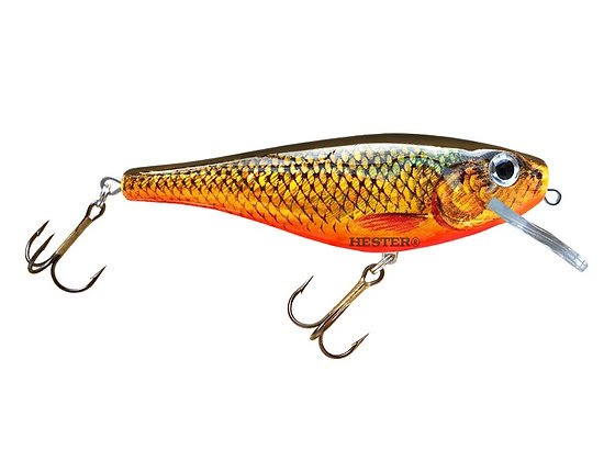 Hester Shad  4 Inches
