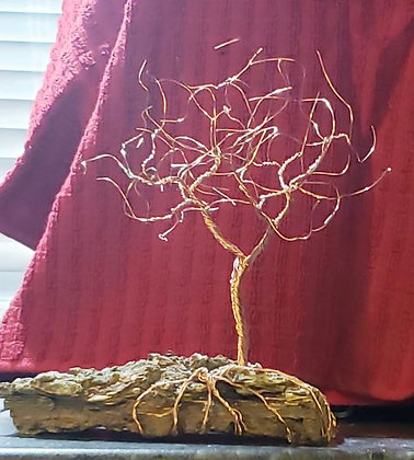 Small Wire Tree