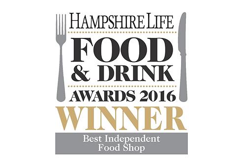 Hampshire Life Award Logo - for Whats Ne